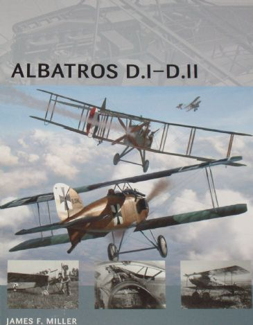 Albratros D.I-D.II, by James F. Miller